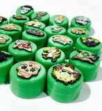 Heady Pin Silicone Container