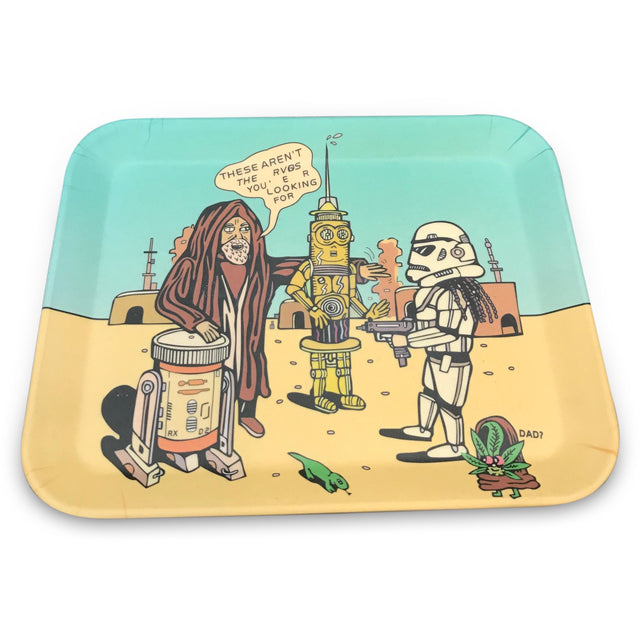 Limited Edition Bamboo Fiber Rolling Tray