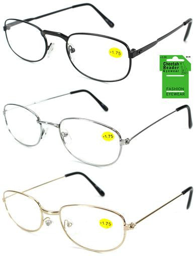 J357+250 Reading Glasses (Dz)