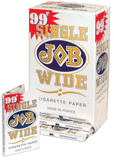 Job Single Wide Papers Pre-Priced @ .99¢ Cigarette Papers