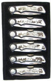 Wildlife Knife Set (6ct)