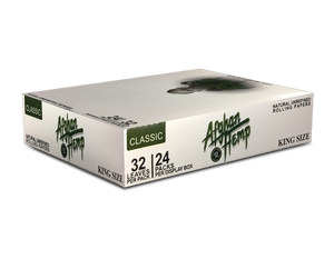 Afghan Hemp Rolling Papers King Size