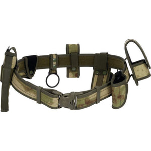 Classic Safari Camo Tactical Belt