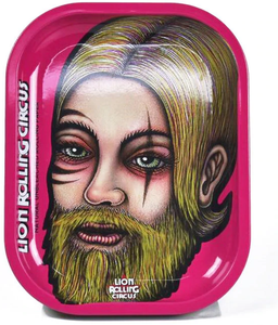 Lion Rolling Circus Rolling Tray Mini - Sexy Sadie