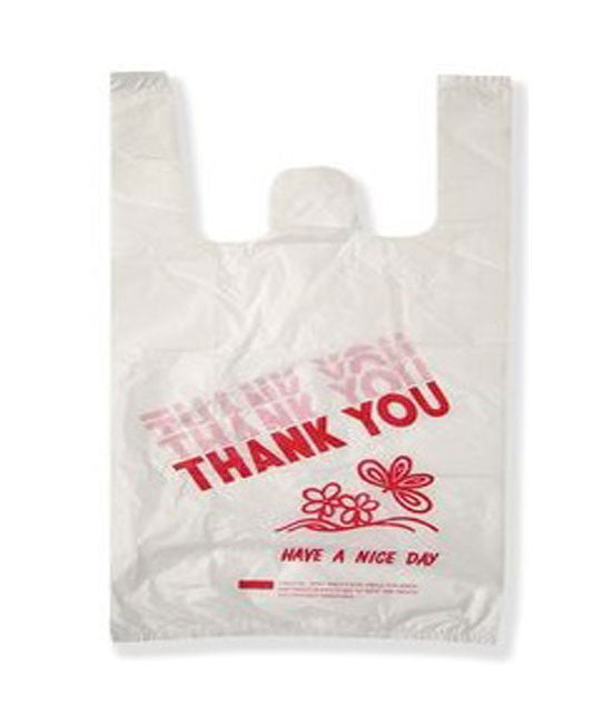 Shopping Bags White