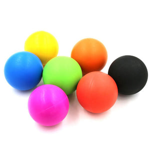 Silicone Ball Container
