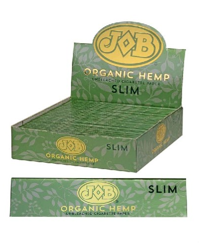 Job Organic  Slim Size Cigarette Papers