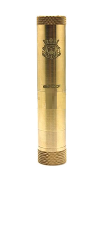 SureFire Vapor King Brass MOD #improof