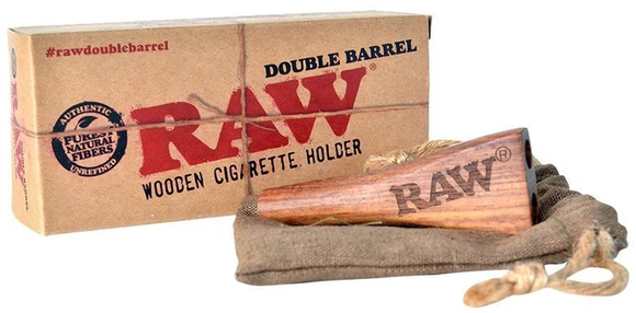 Raw Double Barrel