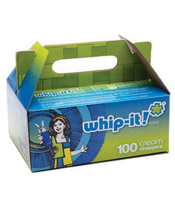 Whip-it! Cream Chargers (100 pack)