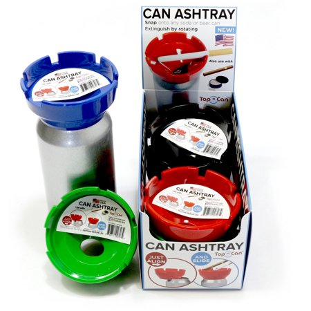 Top A Can Ashtray