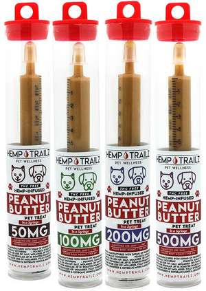 Trailz Peanut Butter Pet Treat