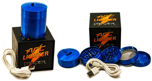 Arc Lighter Grinder