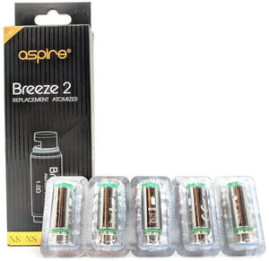 Aspire Breeze 2 Replacement Coil (5ct)