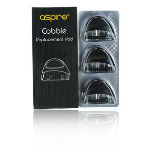 Aspire Cobble Replacement Pod (3ct)