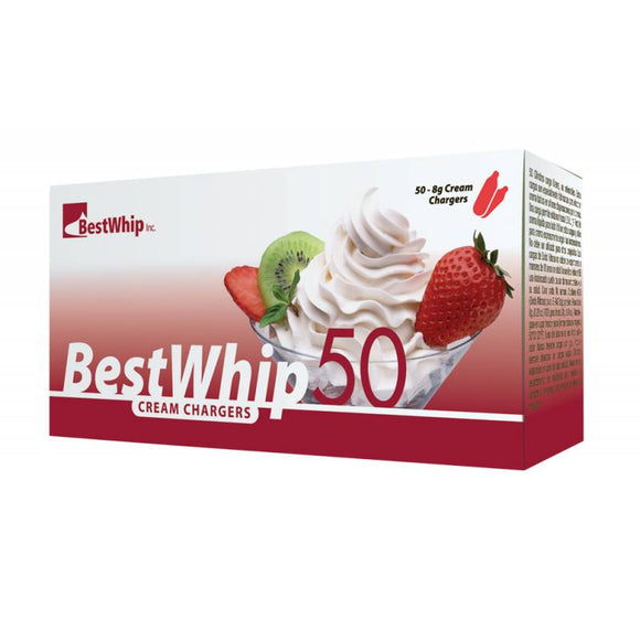 Best Whip Cream Chargers (50 pack)