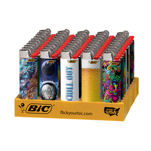 Bic Lighters Favorites (50ct)