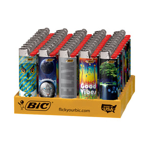 Bic Lighters Prismatic (50ct)