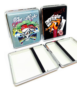 Designed Cigarette Case