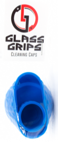 Glass Grips Cleaning Cap Set