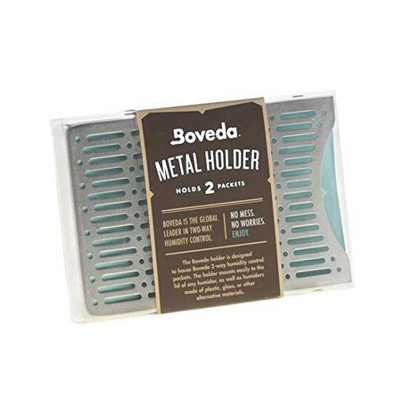 Boveda Aluminum 2 Pack Holder Stacked