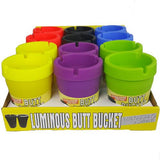 Luminous Butt Bucket Car Ashtray
