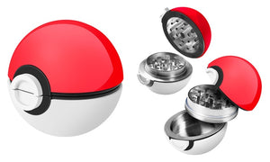 Red/White Ball Grinder (50mm)