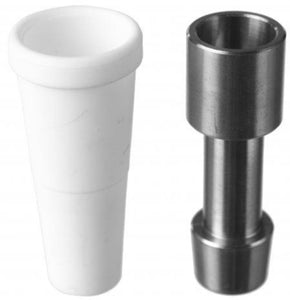 Domeless Nail w/ Ceramic
