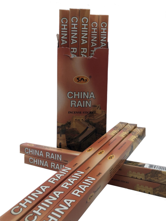 Sai Incense China Rain (200ct)