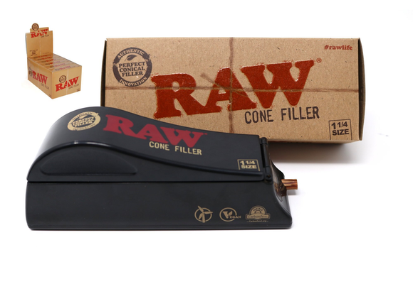 Raw Cone Filler 1 1/4