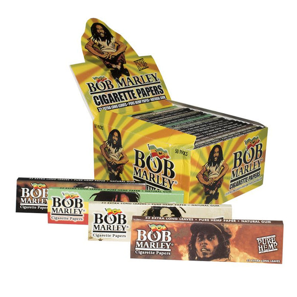 Bob Marley King Size Rolling Paper