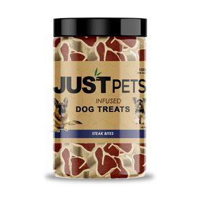 Just Pets Infused Dog Treats