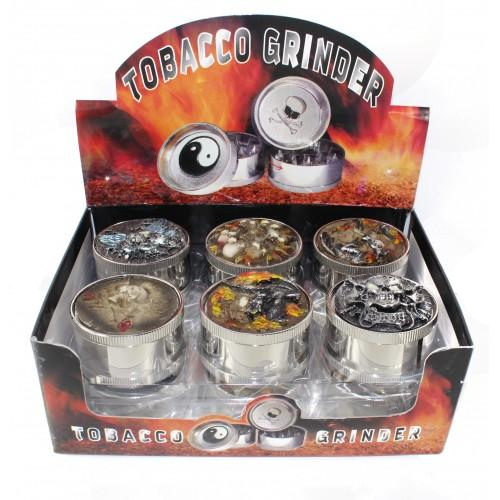 Glow in the Dark Grinder (50mm)