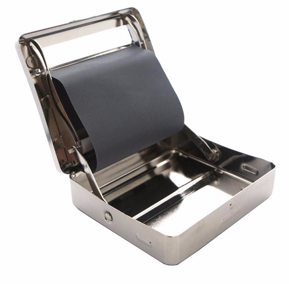 Metal Cigarette Rolling Box Design