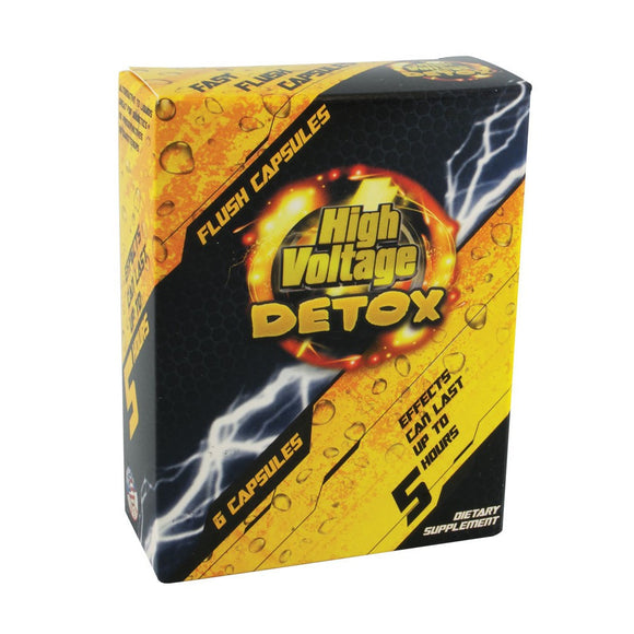 High Voltage Capsules (6ct)
