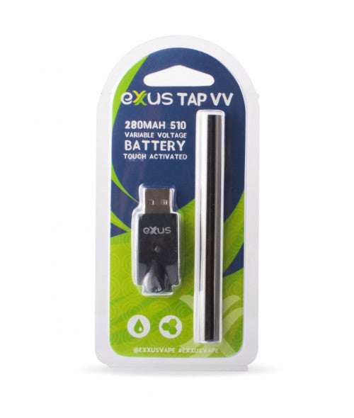 Exxus Tap VV Cartridge Vaporizer