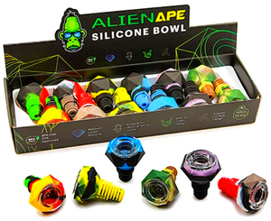 Alien Ape Silicone Diamond Bowl (12ct)