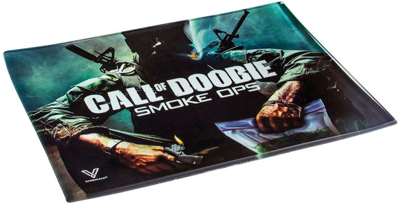 V. Syndicate Call of Doobie Glass Tray