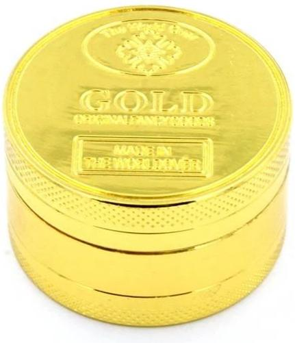 Gold Coin Grinder (55mm)