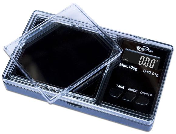 GTS-100 Weighmax .01 Gram Scale