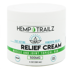 Trailz Relief Cream
