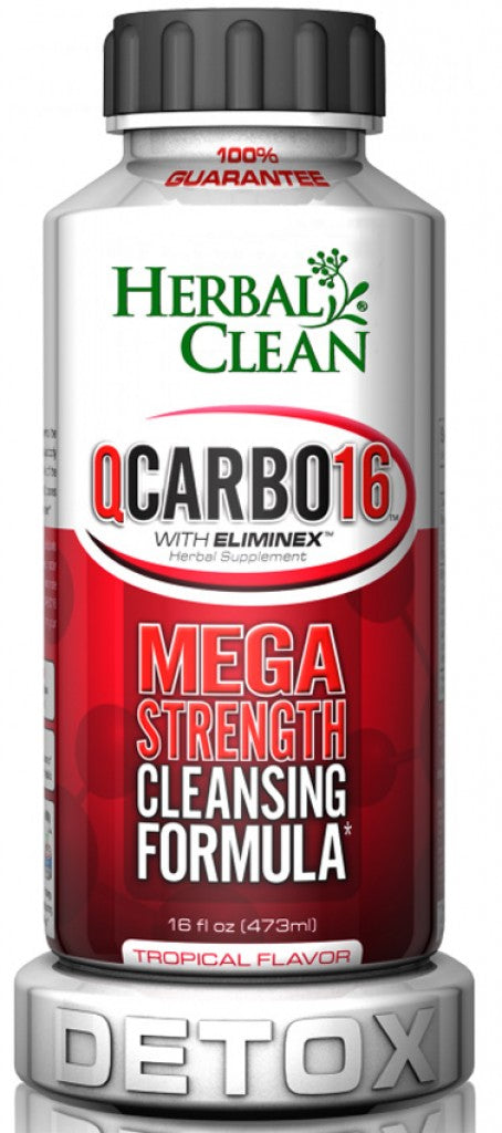 Herbal Clean QCarbo 16 oz