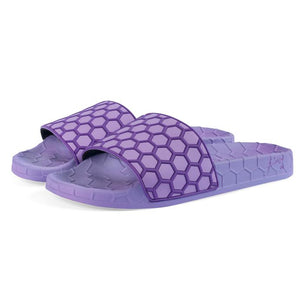 Purple Honeycomb Slides