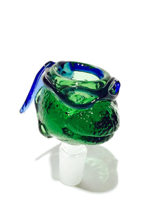 Turtle Glass Bowl