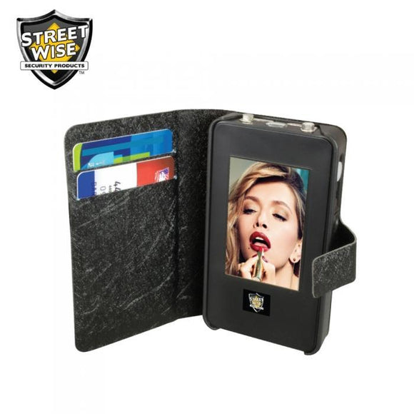 Streetwise JUSTinCASE 17,000,000 Stun Gun Power Bank
