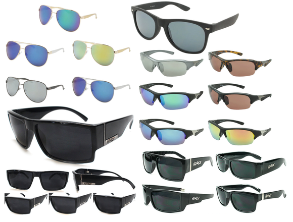 Mens Sunglasses (Dozen)
