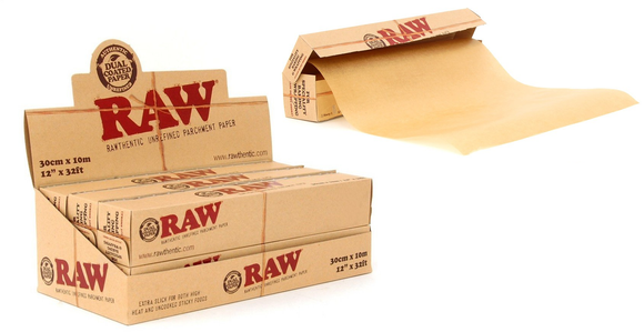Raw Parchment 30cm box of 6