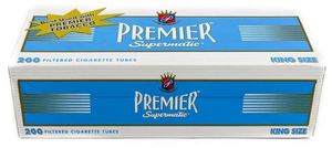 Premier Tubes Blue King (200ct)