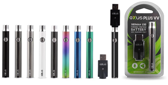 Exxus Plus VV Cartridge Vaporizer