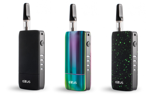 Exxus Push Cartridge Vaporizer by Exxus Vape